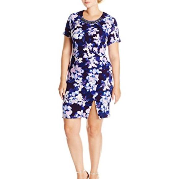 Jessica Simpson Dresses & Skirts - New Jessica Simpson Ciara floral  Dress